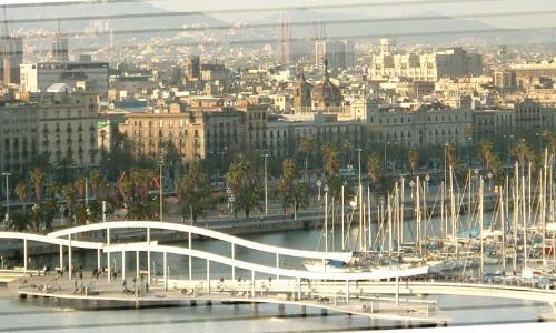 Barcelona:  una ciudad llena de sorpresas