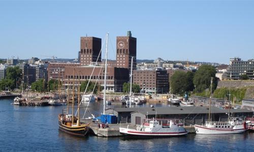Un paseo escandinavo en Oslo