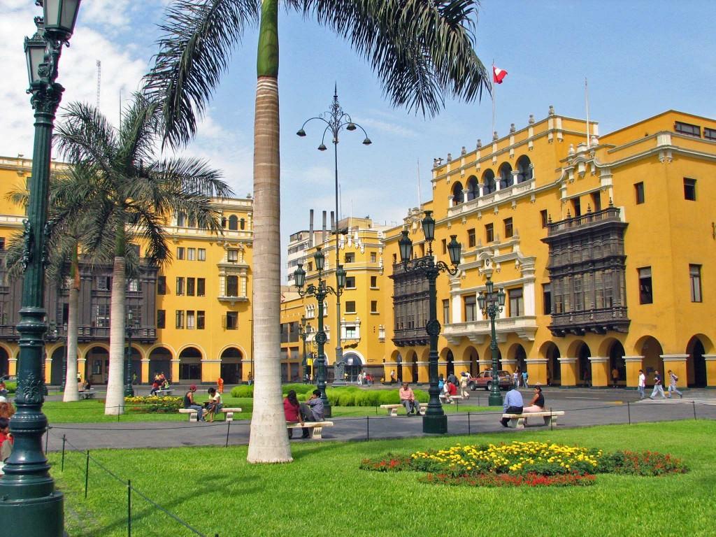 Turismo colonial: Lima-Perú