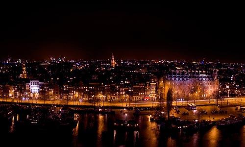 Historia Amsterdam