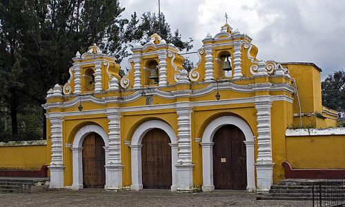 La modernidad y la tradición se encuentran en Ciudad de Guatemala