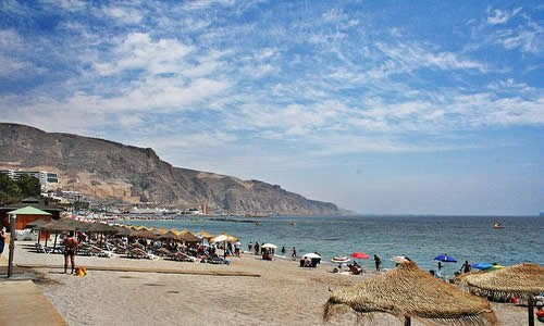 Almería, joya del Mediterráneo