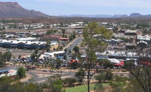 Alice Springs, diversión en medio del desierto