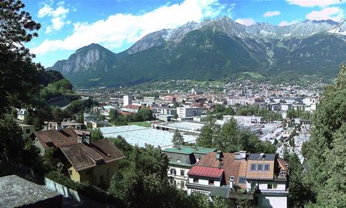 Tirol una región muy turística de Austria