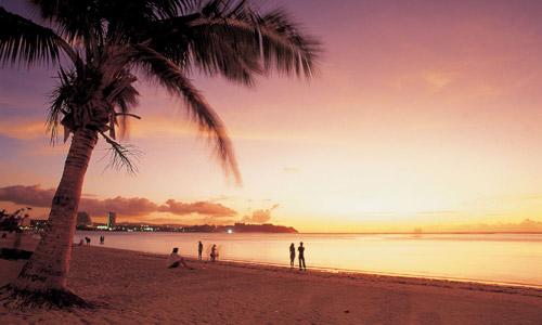 Guam, paraíso geográfico y tropical