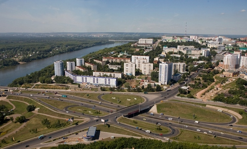 Ufa, algo más que una ciudad industrial