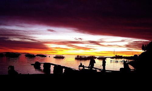 El Lago Titicaca, una maravilla sudamericana