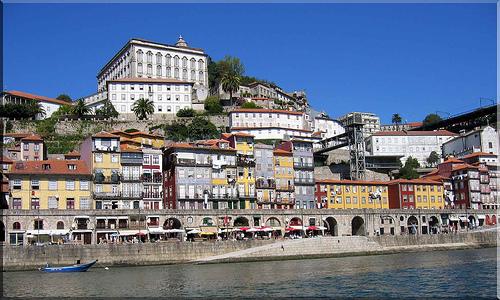 Oporto, ciudad de hermosa arquitectura