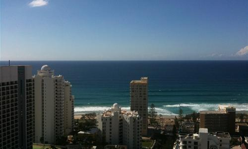 Gold Coast, playa y mar sin gastar una fortuna