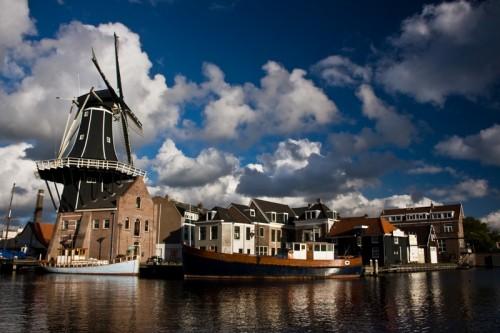 Haarlem, ciudad histórica de Holanda