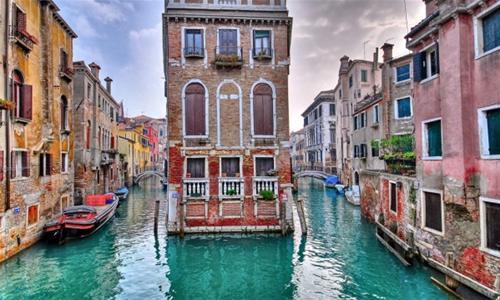 Venecia, capital europea del romance