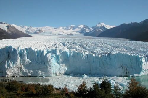El Glaciar Perito Moreno, un espectáculo único en el mundo