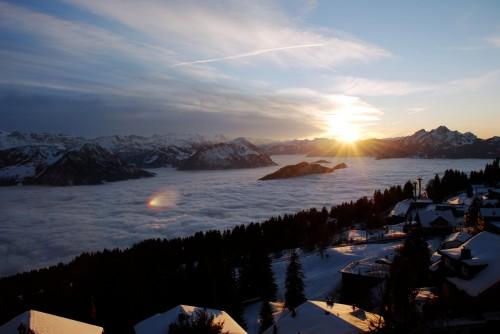 Rigi, la reina de las montañas suizas