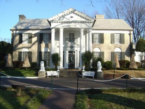 De visita por Memphis el hogar de Elvis Presley