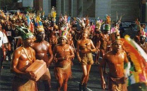 Guayana Francesa, playas y carnaval