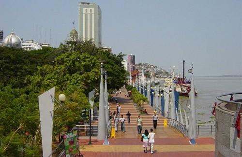 Un paseo por el centro de Guayaquil
