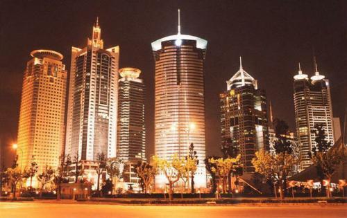 Shangai la ciudad del futuro