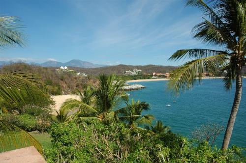 Huatulco:bahía mexicana