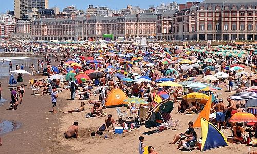 Próximo destino: Mar del Plata