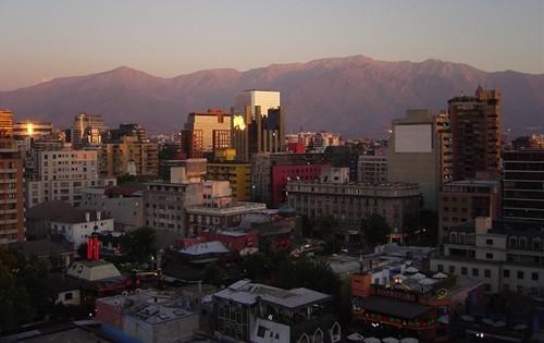 Santiago, la ciudad más moderna de Chile