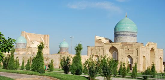 Turismo en Uzbekistán