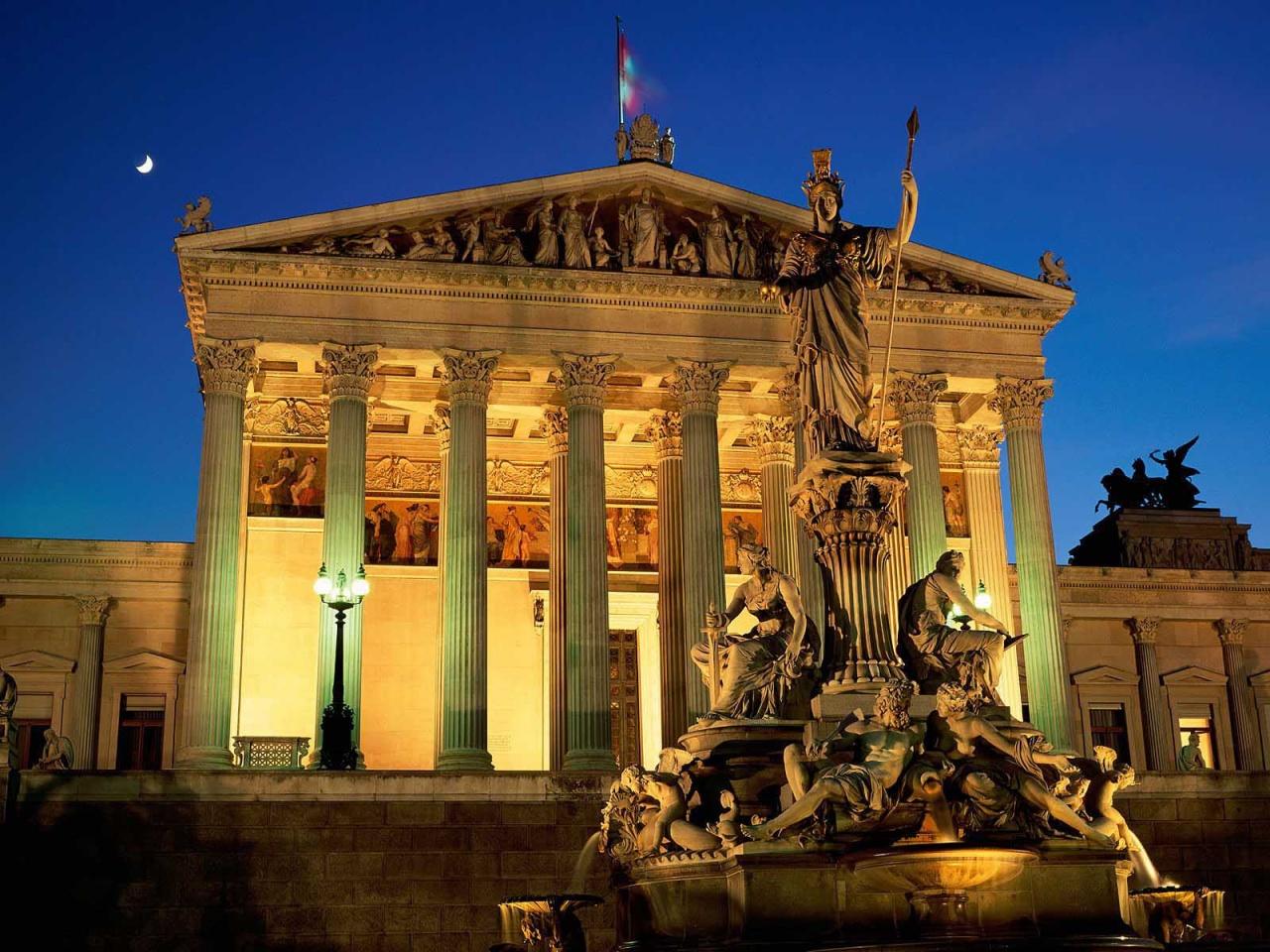Viena: Lugar de ensueño todo el año