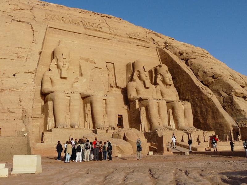 Egipto: La ciudad de las arenas