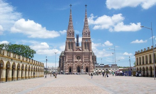 Luján: Un paseo colonial por Buenos Aires