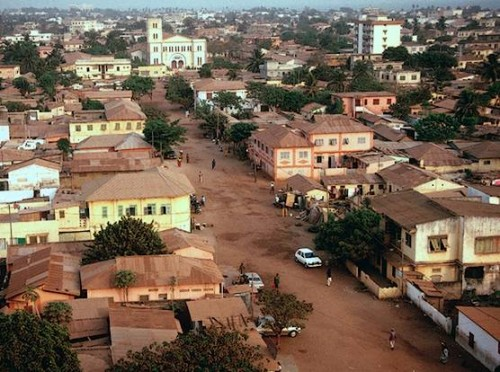 Lome en Togo