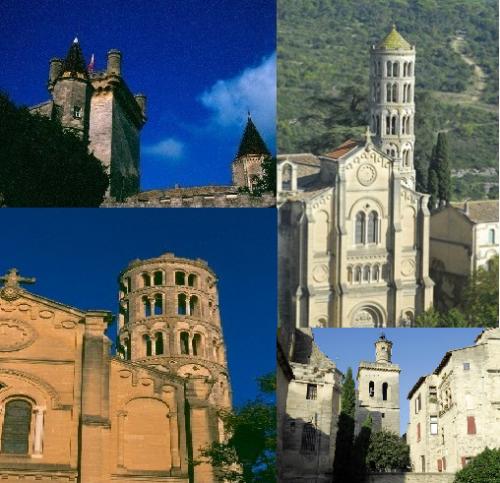 Uzès, el primer ducado de Francia y la ciudad de la alegría